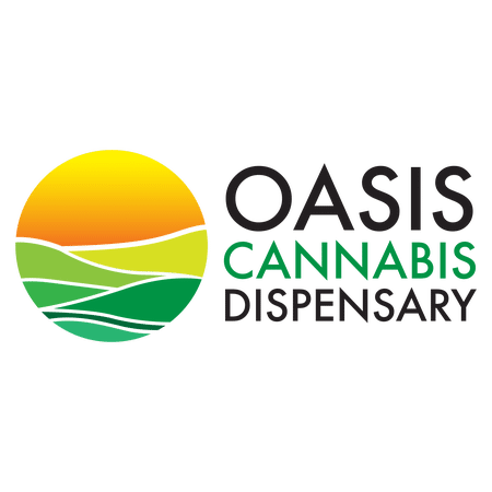 new oasis cannabis dispensary logo