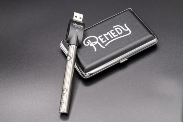 remedy vape pen and case