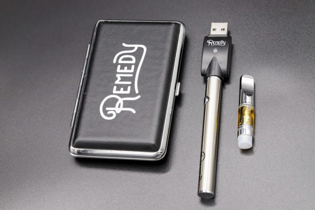 remedy vape cartridge