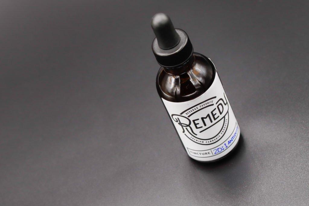 Antidote CBD Tincture 20:1