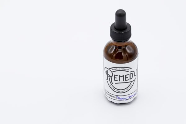 honey cinnamon tincture high cbd