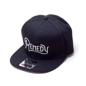 remedy snapback hat