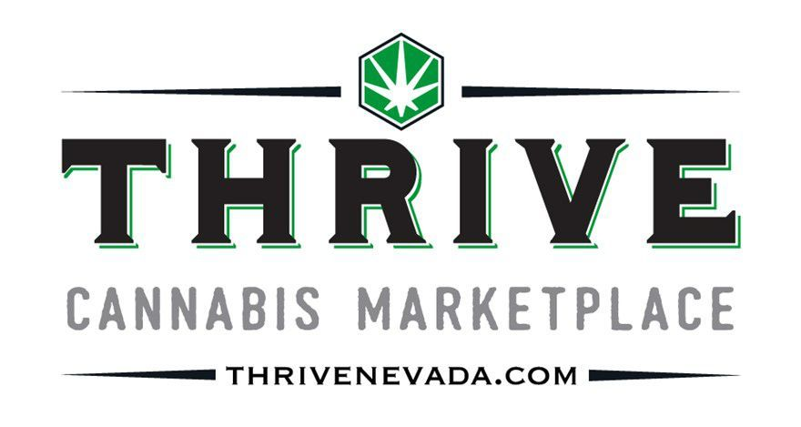 thrive cannabis logo