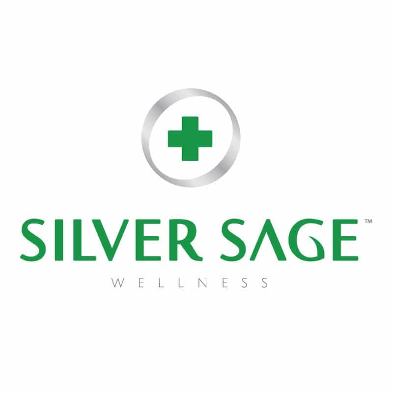 silver sage wellness social logo